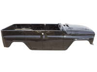 Кузов (ЛЕГКОВОЙ тент,жесткие сидения) авантюрин металик