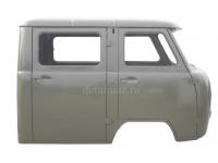Каркас кузова (кабины) инжектор. под щиток приборов Евро-4 защитный