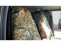 Грязезащитные чехлы универсальные на УАЗ Патриот или Хантер (Камыш, Турист)