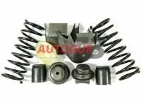 Комплект для установки дополнительных пружин на заднюю подвеску УАЗ Хантер, Патриот, Пикап КИТ-10 Autogur73