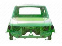 Каркас кузова УАЗ ПРОФИ двухрядная кабина 4х4,/ (зеленый металлик)