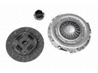 Комплект сцепления ЗМЗ,УМЗ-4216 CUMMINS, ( с муфтой ГАЗ) (000003000950503)